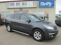 2014 Chevrolet Traverse 1LT AWD 8 Passenger Seating*Clearance Pr