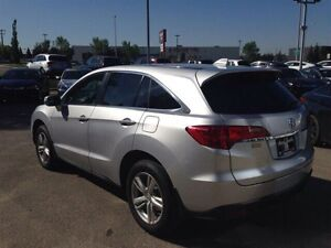2014 Acura RDX with low Kilometers