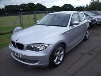 BMW 1 SERIES 118D EDITION ES, Silver, Manual, Diesel, 2008