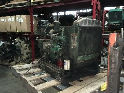 Onan 4kw 3 Cylinder Diesel Genset Approx. 2k Hours. All Complete And Run Tested