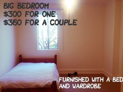 Big beautiful bedroom in clean and modern home Camperdown Inner Sydney Preview