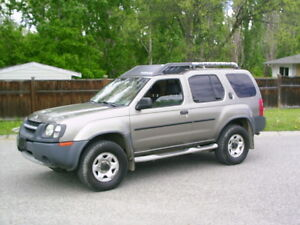 2003 Nissan Xterra XE SUV, Crossover EXTRA CLEAN