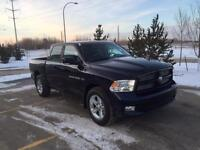 2012 Ram 1500 Sport - Leather - Tow Pkg - $264 B/W GST Included