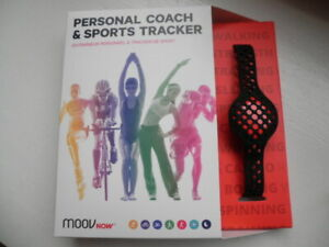 Personal Coach & Sports Tracker ,Moov Now