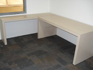 Office Desk, Console and Filing Workstation