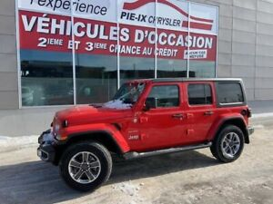 Jeep Wrangler Unlimited Sahara 4x4 2018