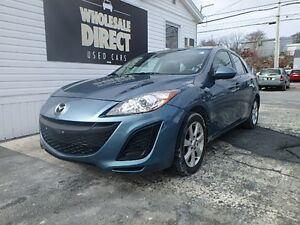 2011 Mazda 3 HATCHBACK FWD 2.0 L