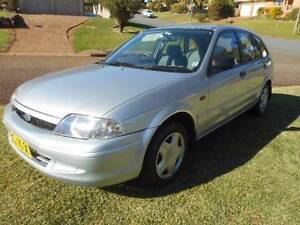 2000 Ford Laser Hatchback- WOW 73000 KLMS Port Macquarie Port Macquarie City Preview
