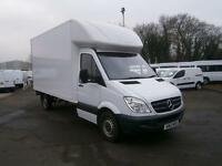 Mercedes-Benz Sprinter 313 CDI LWB 3.5t Luton DIESEL MANUAL WHITE (2012)