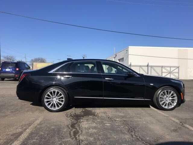 Black Raven Cadillac CT6 with 28628 Miles available now!