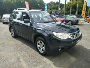 2011 Subaru Forester S3 MY12 X AWD Grey 4 Speed Sports Automatic Wagon Sutherland Sutherland Area Preview
