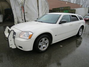 2006 Dodge Magnum Wagon, Family safety in deer country