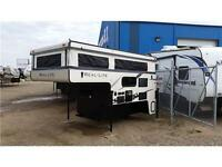 2015 Real-Lite 1251 Truck Camper 1/2 ton towable!! CALL KANDICE
