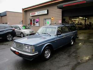 1985 Volvo 240 DL Wagon