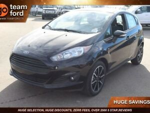 2017 Ford Fiesta SE, 203A, 1.6L, FWD, SYNC3, HEATED FRONT SEATS,