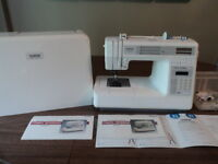 Brother Sewing Machine - Compel Sovereign Model 847