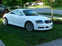 2002 Audi TT 225 Quattro 6 speed