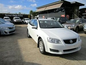 2012 Holden Commodore VE II MY12.5 Omega Sportwagon White 6 Speed Sports Automatic Wagon Noosaville Noosa Area Preview