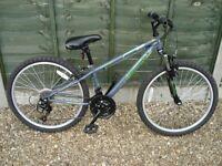 apollo switch front suspension mountain bike