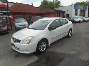 2012 NISSAN SENTRA WITH REMOTE STARTER **FINANCING AVAILABLE**