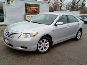 2008 Toyota Camry LE ITS A TOYOTA !!!!