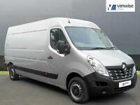 2014 Renault Master LM35 BUSINESS DCI S/R P/V Diesel grey Manual