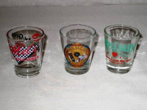 Ohio shot glass Great Lakes shot glass