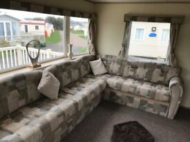 DO NOT MISS OUT - 2009 ABI Sunrise Caravan Incl Decking - Kessingland Beach - Suffolk