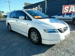 2005 Honda Odyssey 3rd Gen White 5 Speed Sports Automatic Wagon Kippa-ring Redcliffe Area Preview