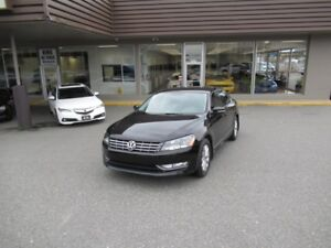 2015 Volkswagen Passat 2.0L TDI - 6 SPEED MANUAL