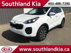 2017 Kia Sportage EX AWD **BACK-UP CAM-HEATED SEATS!!**