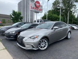 2014 Lexus IS 350 F SPORT AWD NO ACCIDENTS