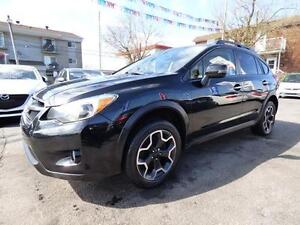 2014 SUBARU XV CROSSTREK LIMITED (AUTOMATIQUE, CUIR, NAVI, FULL)