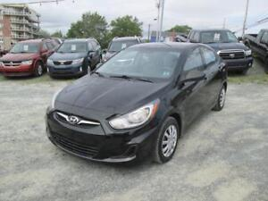 2012 Hyundai Accent GL..$40 WKLY WITH WARRANTY!!