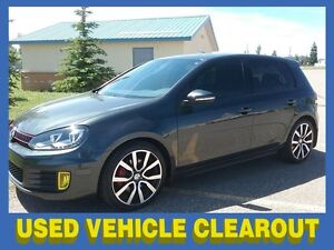 2013 Volkswagen GTI 5 Door  **LEATHER-SUNROOF**