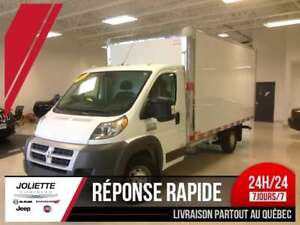 2014 Ram ProMaster 3500 Cutaway Low Roof, 3500 14 PIED,