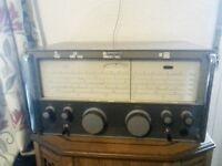 Eddystone valve vhf 840 short wave radio