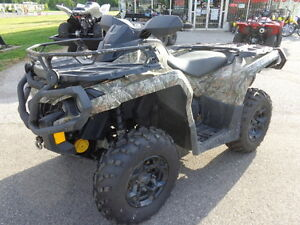 Used 2013  Can-Am Outlander Max 800 XT PS
