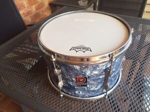 """Expertly Restored PREMIER 1960 """"54"""" Drumkit Middle Ridge Toowoomba City Preview"""