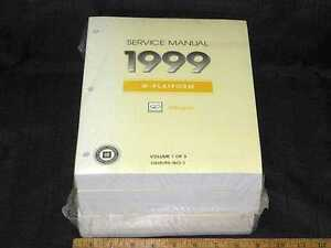1999-Oldsmobile-Intrigue-Shop-Service-Manual-3-Vol-Set
