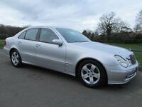 2005 (05) Mercedes-Benz E220 2.1TD auto CDI Avantgarde