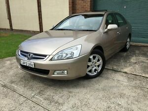 2004 Honda Accord 4 Speed Automatic Sedan Campsie Canterbury Area Preview