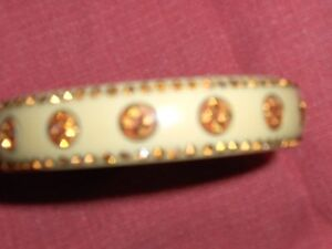1920's Celluloid French Ivory Bangle London Ontario image 4