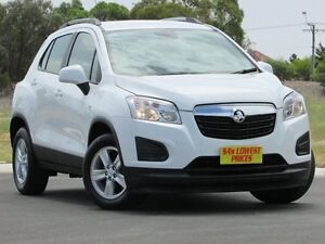 2013 Holden Trax TJ MY14 LS White 5 Speed Manual Wagon Blair Athol Port Adelaide Area Preview