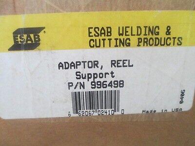 NIB ESAB 996498 Adapter, Reel Support