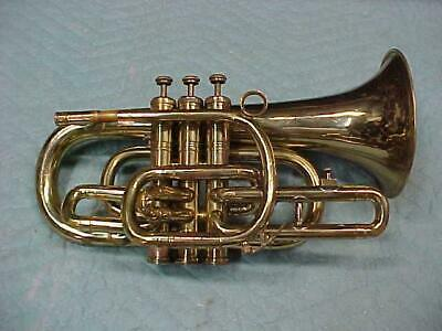 VINTAGE DONALD E. GETZEN SIGNATURE SERIES MARCHING MELLOPHONE
