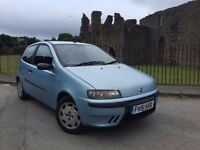 2002 (51) Fiat Punto ** Brand New Mot ** Fantastic Condition ** Only 80,000 Miles **
