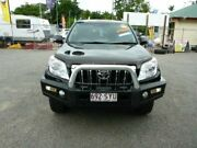 2013 Toyota Landcruiser Prado KDJ150R GXL Black Manual Wagon Rosslea Townsville City Preview