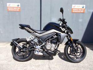 2018 CF Moto 250 NK 250CC Road 249cc