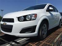 2013 Chevrolet Sonic LT-FULL-AUTOMATIQUE